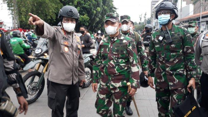 Ancam Akan Bubarkan FPI, Pangdam Jaya Dikritik Pengamat Intelijen: Menabrak Rambu-rambu Hukum