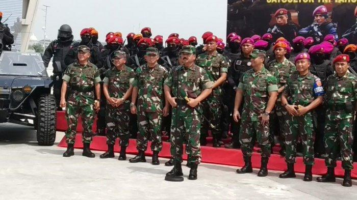 NKRI Harga Mati, TNI Janji Bentengi Negeri Saat Pemilu 2019