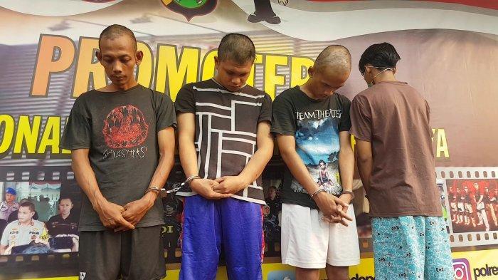 Aksi Perampok di Depok Bikin Geleng-geleng Polisi, Ditanya Gunakan Senjata Tajam Malah Jawab Ini
