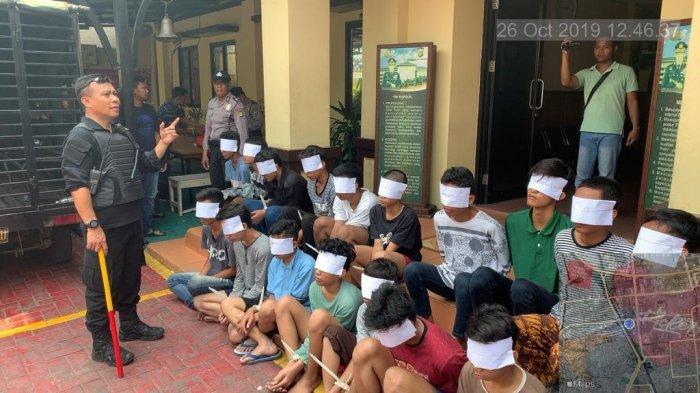 Motif Pelaku Pembacokan Pelajar di Pasar Minggu: Kesal Sekolahnya Sering Diejek