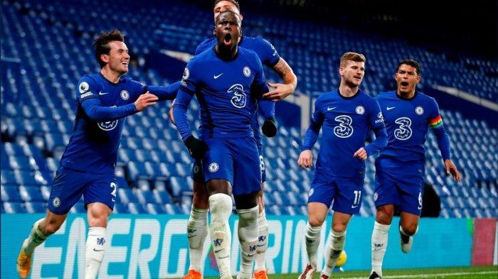 Hasil Liga Champions Chelsea Vs Porto:The Blues ke Semifinal, Ciptakan Rekor Baru di Kompetisi Eropa