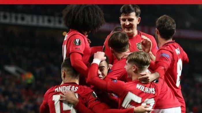 Hasil Liga Inggris: Kemenangan di Depan Mata Manchester UnitedDihancurkanSouthampton