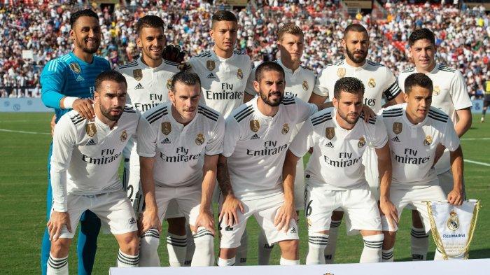 Duel Real Madrid vs Inter Milan, Simak Prediksi Pemain dan Link Live Streaming Disini