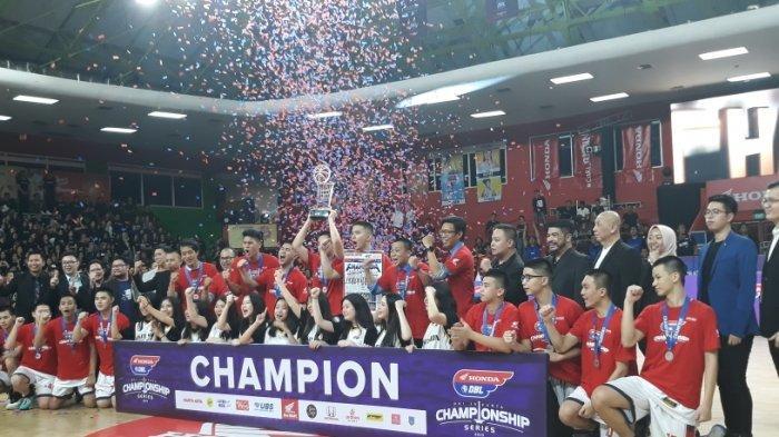 Tampil Superior, SMA Bukit Sion Pertahankan Juara DBL DKI Jakarta Championship 2019