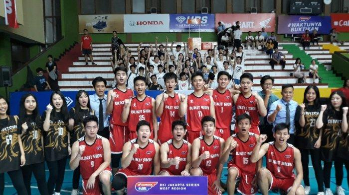 Lolos ke Final DBL DKI Jakarta West Region, Pelatih Bukit Sion Soroti Kelengahan Defense Timnya