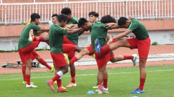 Tampil Perkasa di Piala AFF U-18 2019, Pemain Timnas Indonesia Dapat Latihan Khusus dari Tim Pelatih