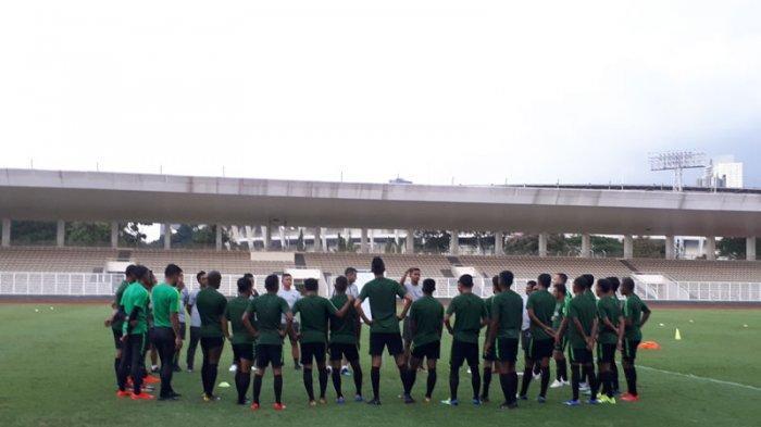 Indra Sjafri Bawa 24 Pemain ke Vietnam Hingga Bertekad Ukir Sejarah di Piala Asia