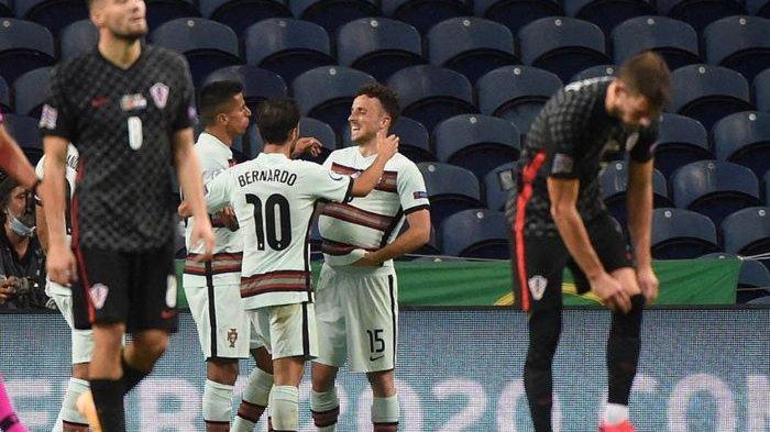 Duel Kroasia Vs Portugal Malam Nanti: Tuan Rumah Bidik Kemenangan, Simak Live Streaming Disini