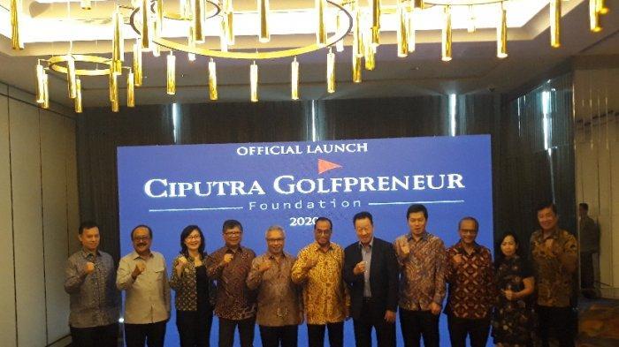 Ciputra Golfpreneur Dukung Atlet Indonesia Wujudkan Mimpi Lolos ke Olimpiade 2020