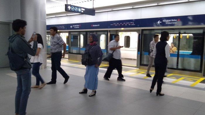 Penumpang MRT Menurun Tajam Saat Weekend Selama Ramadan, Dirut MRT: Ini Kecenderungan Baru