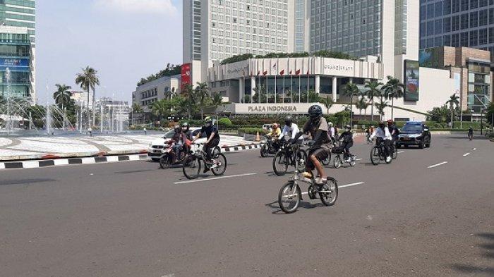 Marak Begal Sepeda, Polisi Gelar Operasi Pengamanan Saat Akhir Pekan