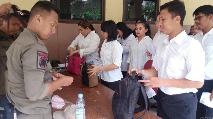 Tes CPNS Kota Tangerang Dimulai, Masih ada yang Bawa Jimat di Banten