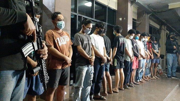 Buka Cuma Tawuran, Pemuda di Menteng Wadas Jakarta Selatan Juga Melakukan Penjarahan