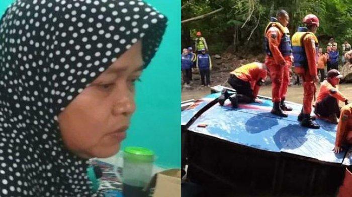 Putrinya Tewas Korban Bus Sriwijaya, Parida Ungkap Kesaksian Rekan:Gak Mungkin Anak Pesantren Bohong