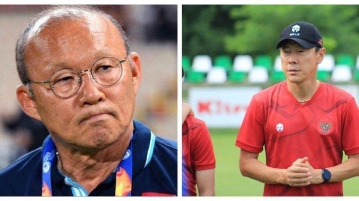 Jelang Timnas Indonesia vs Vietnam Senin Malam Ini, Park Hang-seo Kuliti Strategi Shin Tae-yong