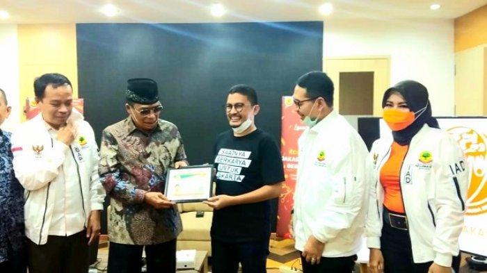 May Day, Partai Berkarya DKI Jakarta Ajak Kaum Milenial Membantu UMKM Melalui Koperasi