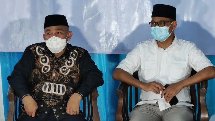 Selesai Coblos dan Unggul Sementara Versi Hitung Cepat, Imam Budi Hartono Tidur Nyenyak