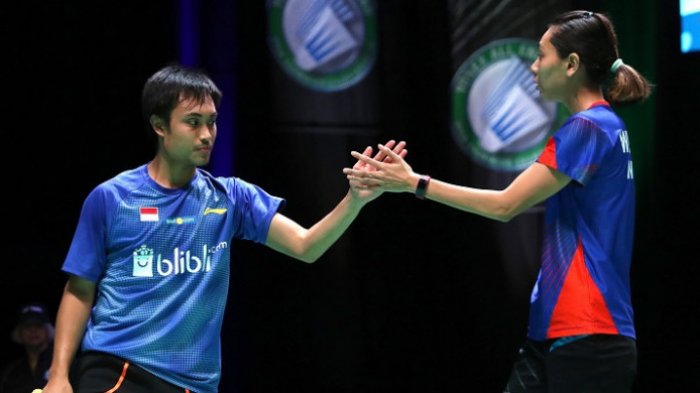 Chinese Taipei Open 2019: Hafiz/Gloria Susul Greysia/Apriyani ke Babak Semifinal