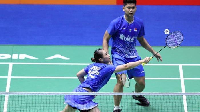 Fuzhou China Open 2019: Praveen/Melati Secara Mengejutkan Kalah di Babak Perempatfinal