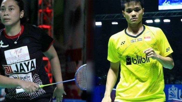 Hasil Malaysia Masters 2020: Terhenti di Babak Perdelapan Final, Ricky/Pia Dikalahkan Unggulan ke-2