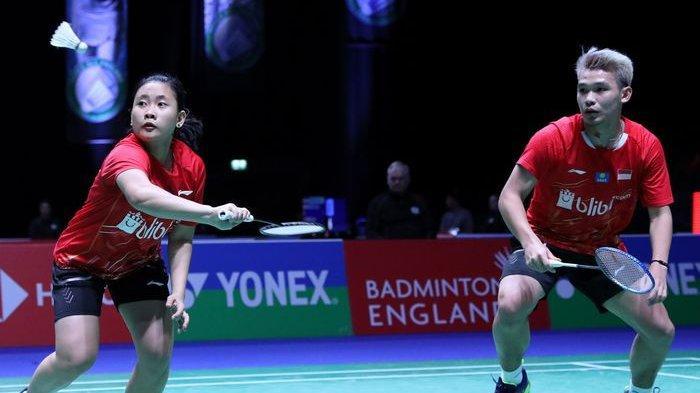 Chinese Taipei Open 2019: Gagal ke Semifinal, Rinov/Pitha Dikalahkan Chan Peng Soon/Goh Liu Ying