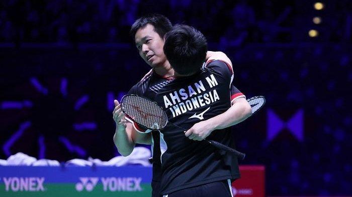 Ahsan/Hendra ke Final Indonesia Open 2019 Usai Lakoni Pertandingan Melelahkan dan Menegangkan