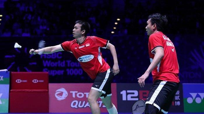 Link Live Streaming Singapore Open 2019: Anthony dan Ahsan/Hendra Main di Final