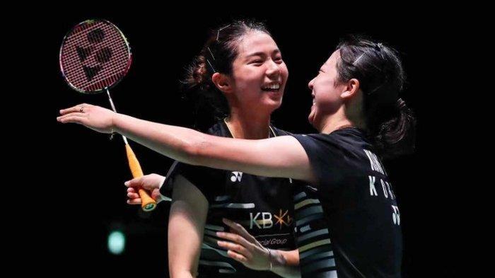 Kalah dari Greysia/Apriyani di Semifinal Indonesia Masters 2020, Ganda Korea Salahkan Penonton