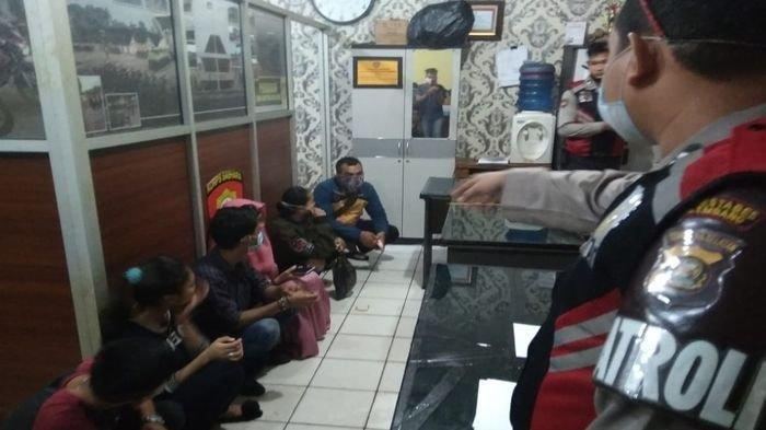 Remaja Diduga Mesum Terjaring Razia di Penginapan Palembang, Polisi Panggil Orangtua