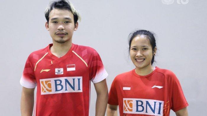 Rinov/Pitha Tambah wakil Indonesia di Babak Final Spain Masters 2021