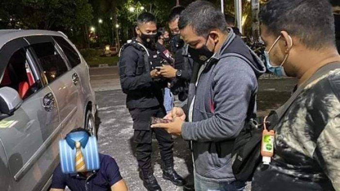 Asyik Mesum di Tempat Umum, Isi WhatsApp Pasangan Sesama Jenis di Palangkaraya Buat Polisi Terkejut