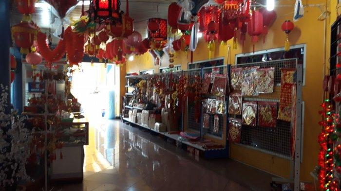 Libur Imlek, Pasar Glodok City Sepi Pengunjung