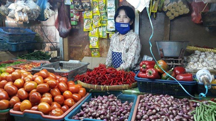 Nining dan Suparmi Mengucap SyukurRaup Untung Jualan Sayur Online di Tengah Pandemi Covid-19