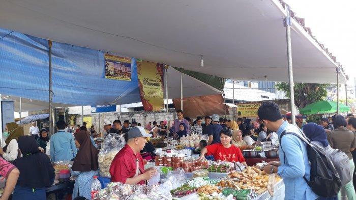 Ini 5 Jenis Makanan yang Jadi Favorit di Pasar Takjil Benhil