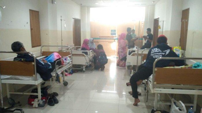 Trombosit Diatas 100 Ribu, Penderita DBD Akan Dipulangkan RSU Tangerang Selatan