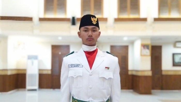 Dulu Sulit Diatur, Ini Perjuangan Achmad Rifai Lolos Paskibraka Tingkat Jakarta Pusat