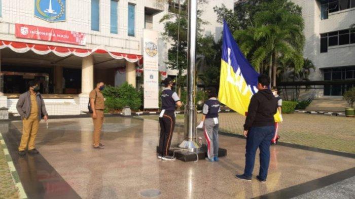 HUT ke-75 RI, Anggota Paskibraka Jakut Akan Bertugas di Kantor Wali Kota dan Kantor Kecamatan
