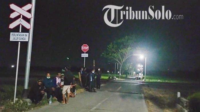 Kisah Pilu di Balik Tragedi Pasutri Tersambar KA Gajayana, Korban Niat Pulang Demi Tahlilan Tetangga