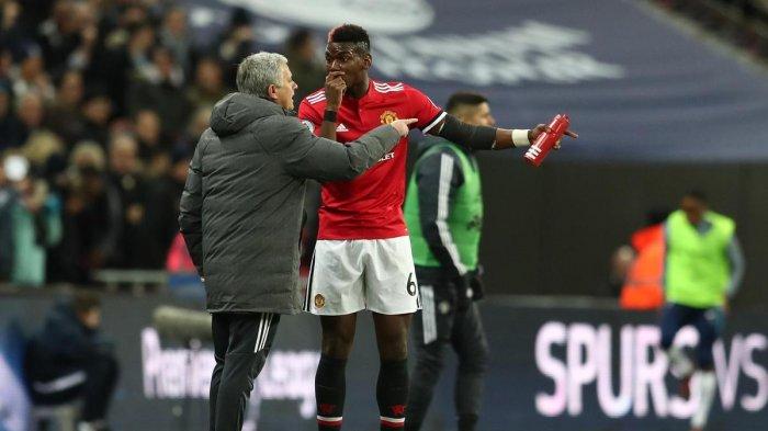 Paul Pogba Cetak Gol Krusial untuk Kemenangan Prancis, Jose Mourinho Beri Tanggapan