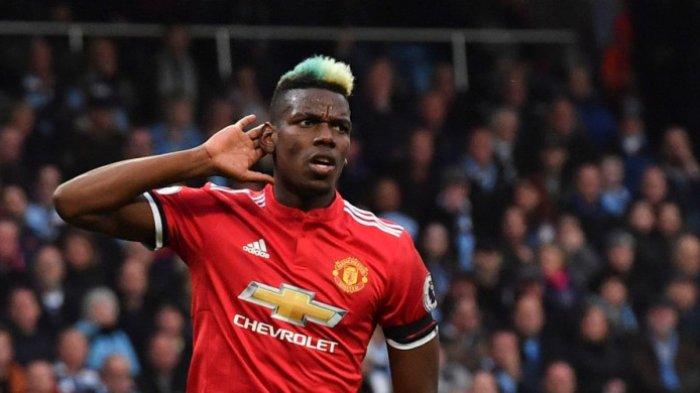 Sering Dicadangkan Solskjaer, Paul Pogba dan Donny van de Beek Tak Dibutuhkan Manchester United