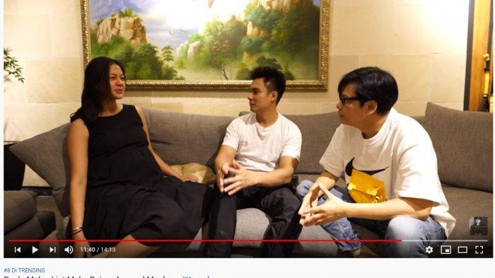 Paula Verhoeven Beberkan Keanehan yang Dialami Selama Hamil, Baim Wong Ungkap Soal Phobia