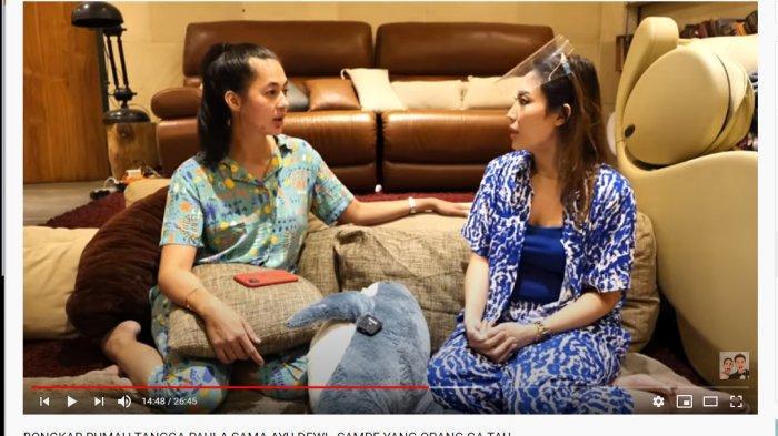 Curhat Soal Suami ke Ayu Dewi, Paula Verhoeven Ungkap Prioritas Utama Baim Wong Bukan untuk Istri