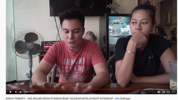 Baim Wong Kecurian 2 Kali di Rumahnya, Paula Verhoeven Singgung Sikap Sang Suami ke Karyawan
