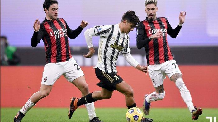 Klasemen Liga Italia Usai Kekalahan Perdana AC Milan: Inter Menempel Ketat, Juventus Posisi 4