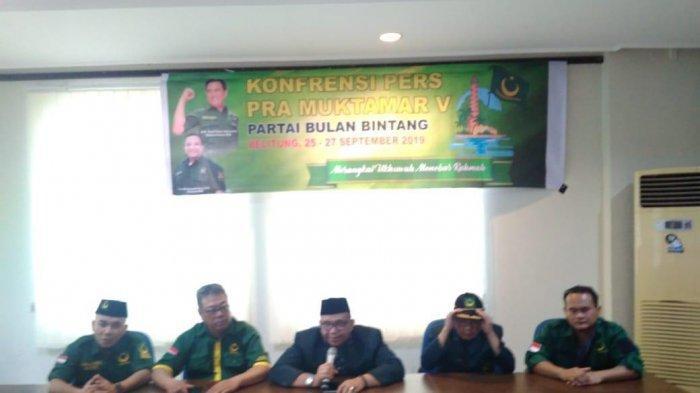 Presiden Jokowi hingga Megawati Dikabarkan Hadiri Muktamar Partai Bulan Bintang di Bangka Belitung