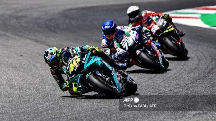Live Streaming Jadwal MotoGP 2021 Seri Tujuh MotoGP Catalunya Alami Perubahan Jam Tayang