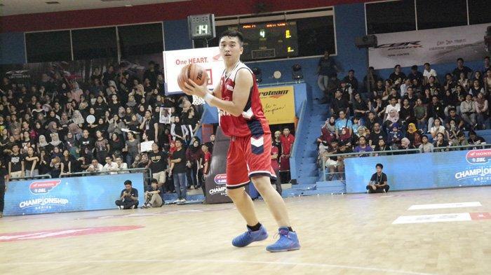 Darryl Sebastian Bongkar Rahasia Tim Basket SMA Bukit Sion Jakarta Tampil Perkasa di DBL DKI Jakarta
