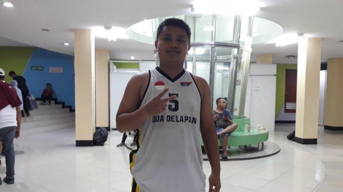 Reinhard Robot, Pebasket Andalan SMAN 28 Jakarta: Punya Badan Besar, Bukan Halangan Jago Main Basket
