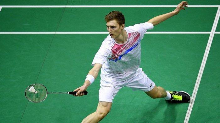 Hasil Badminton Olimpiade Tokyo 2020: Kalahkan Kevin Cordon, Victor Axelsen ke Final