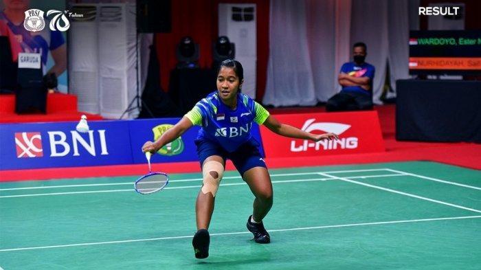 Sudirman Cup: Ester Kalah, Indonesia Kini Imbang Lawan Kanada